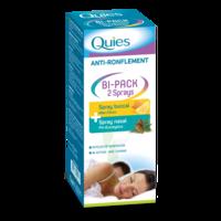 Quies Bi-pack 2 Sprays Buccal Et Nasale Anti-ronflement à NEUILLY SUR MARNE