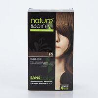 Nature & Soin Kit Coloration 7g Blond Doré à NEUILLY SUR MARNE