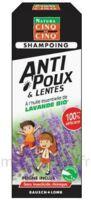 Cinq Sur Cinq Natura Shampooing Anti-poux Lentes Lavande 100ml à NEUILLY SUR MARNE
