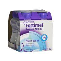 Fortimel Protein Sensation Nutriment Neutre 4 Bouteilles/200ml à NEUILLY SUR MARNE