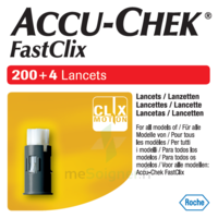 Accu-chek Fastclix Lancettes B/204 à NEUILLY SUR MARNE