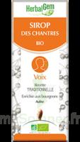 Herbalgem Sirop Bio Des Chantres 150ml à NEUILLY SUR MARNE