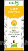 Herbalgem Sirop Bio Respiration 150ml à NEUILLY SUR MARNE