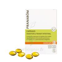 Oléocaps 3 Caps Confort Digestif Bio B/30 à NEUILLY SUR MARNE