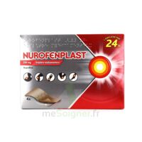Nurofenplast 200 Mg Emplâtre Médic 4sach à NEUILLY SUR MARNE