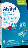 Alvityl Sucette Mal Des Transports B/10 à NEUILLY SUR MARNE