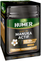 Humer Miel Manuka Actif Iaa 18+ Pot/250g à NEUILLY SUR MARNE
