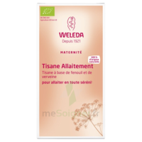 Weleda Tisane Allaitement 2x20g à NEUILLY SUR MARNE