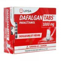 Dafalgantabs 1 G Cpr Pell Plq/8 à NEUILLY SUR MARNE
