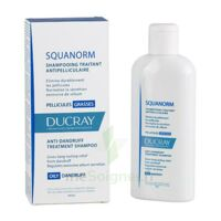 Ducray Squanorm Shampooing Pellicule Grasse 200ml à NEUILLY SUR MARNE
