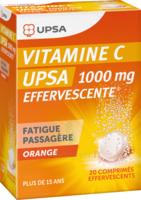 Vitamine C Upsa Effervescente 1000 Mg, Comprimé Effervescent à NEUILLY SUR MARNE