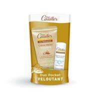 Rogé Cavaillès Nutrissance Pocket Crème Mains Douceur + Baume Lèvres Réparateur 30ml + 5,5g Edition Limitée à NEUILLY SUR MARNE