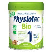 Physiolac Bio 1 Lait En Poudre B/800g à NEUILLY SUR MARNE