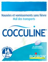 Boiron Cocculine Comprimés Orodispersibles B/40 à NEUILLY SUR MARNE